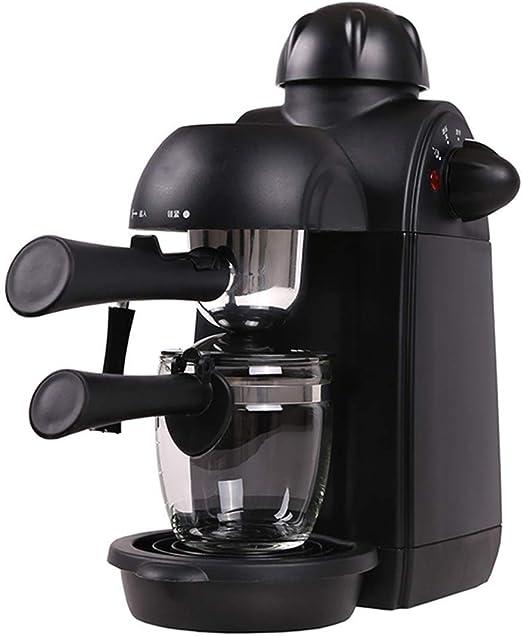 KaiKai Máquina de café Expresso, 5 Bomba de presión Bares, 800W Cafetera 240ml, Espressimo Barista café del Estilo de la máquina, Negro: Amazon.es: Hogar