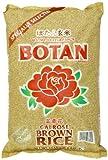 BOTAN Calrose Brown Rice, 15-Pound