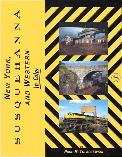 Download New York, Susquehanna and Western In Color pdf