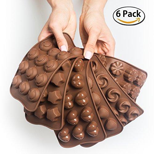 Cake Decorating Chocolate Silicon Molds product image