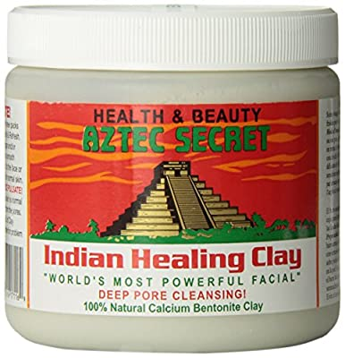 AZTEC SECRET Indian Healing Clay Deep Pore Cleansing Facial Mask