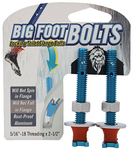 Best Toilet Floor Bolts & Caps Set