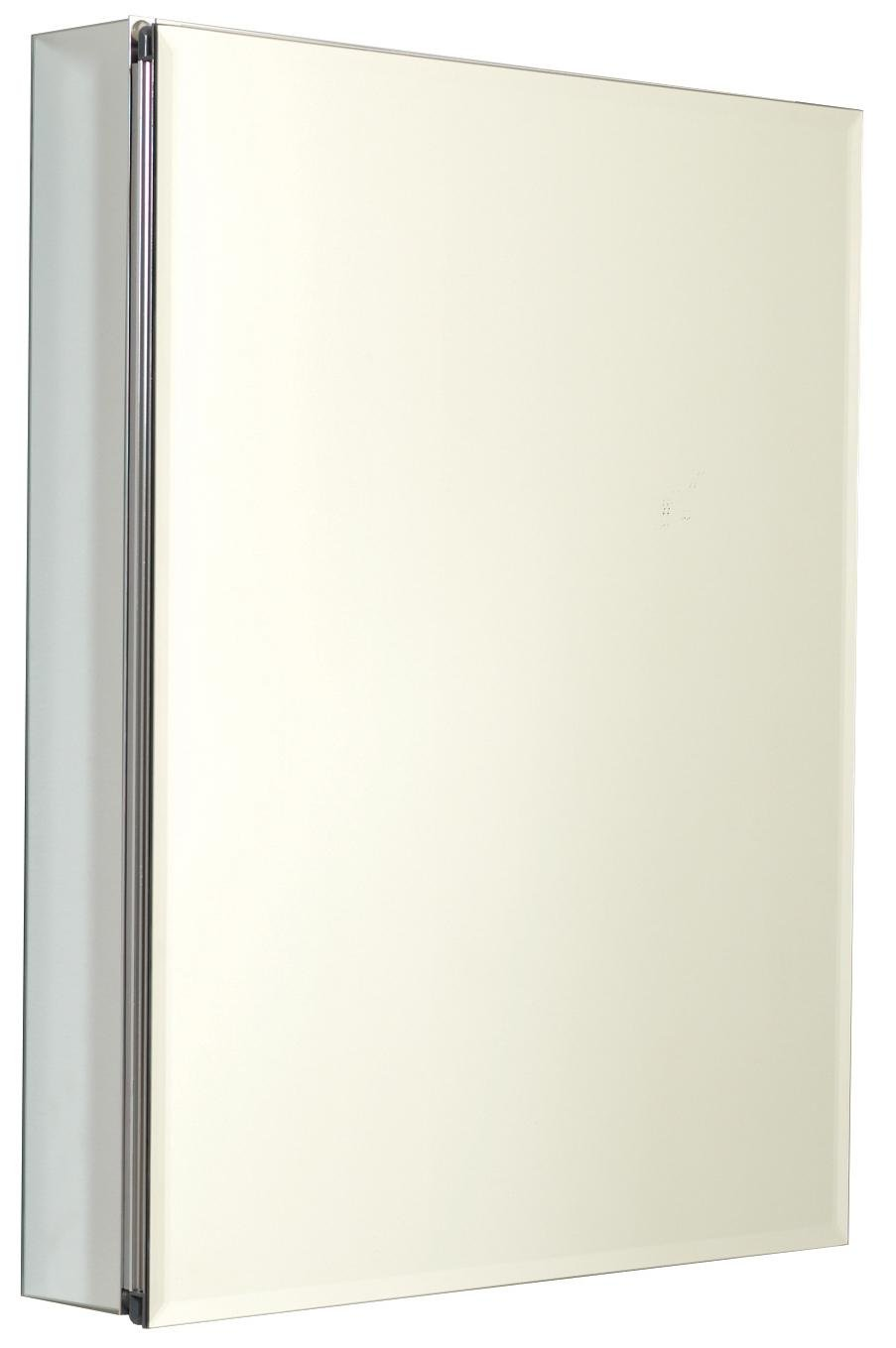 24 inch mirrored medicine cabinet. amazon.com: zenith mra2430, beveled mirror medicine cabinet, 24-inch, frameless: home \u0026 kitchen 24 inch mirrored cabinet s