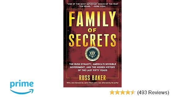 Amazon com: Family of Secrets: The Bush Dynasty, America's Invisible