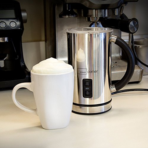 Domestic Corner Vienne Automatic Milk Frother And Heater