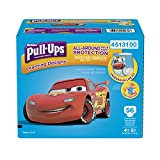 Pull-Ups Learning Designs Training Pants for Boys, 4T-5T, 56 Count