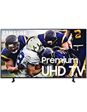 Samsung UN65RU8000FXZA Flat 65-Inch 4K 8 Series Ultra HD Smart TV with HDR and Alexa Compatibility (2019 Model)