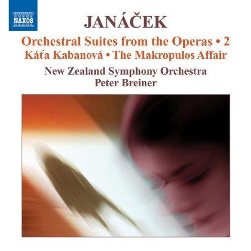 Janacek: Orchestral Suites 2 by New Zealand Symphony Orchestra (2009-04-28) by