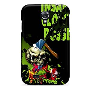 Fashion Tpu Case For Galaxy S4- Icp Defender Case Cover