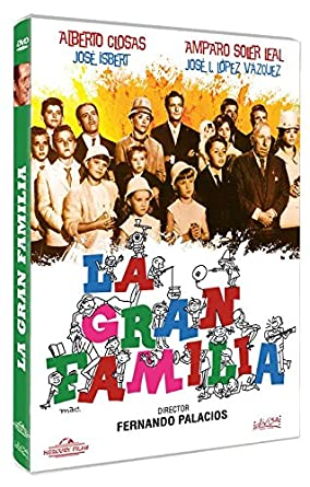 La gran familia [DVD]