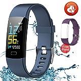 Best Activity Tracker Watches - Juboury Fitness Tracker HR, Activity Tracker Watch Heart Review