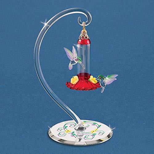 Glass Baron Hummingbirds, Sweet Feeder ()