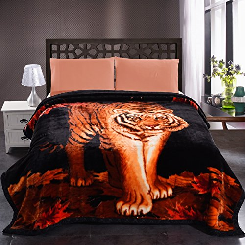 Jml 10 Pounds Heavy Plush Soft Blankets for Winter, Korean S