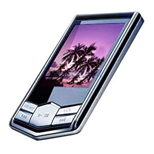 "1.8"" Silm LCD MP3 MP4 Player 4Gb With FM Radio"