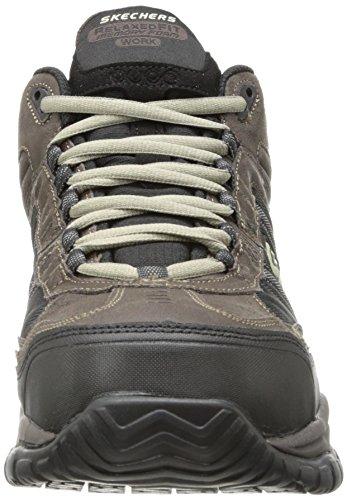 Skechers Lavoro 70727 morbida Stride Canopy antiscivolo Boot lavoro