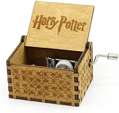 Caja de musica harry potter