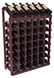 Wine Racks America Ponderosa Pine 6 Column 8 Row Display Top Kit. 13 Stains to Choose From! Review