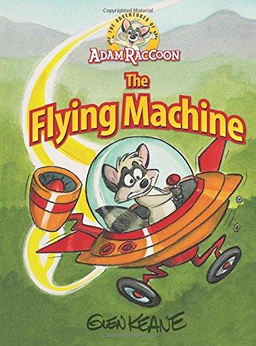 Download Adventures Of Adam Raccoon: Flying Machine ebook