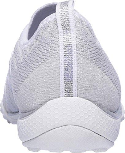 Skechers Breathe-EasyFortune Damen Sneakers Weiß