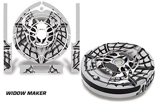 Vinyl Skin Decal Wrap For iRobot Roomba 650/655 Vacuum Stick