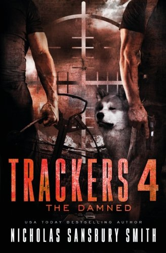 Trackers 4: The Damned (Volume 4)