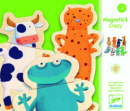mix and match animal magnets - 1