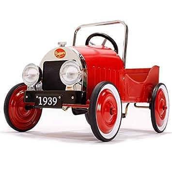 Baghera - Voiture à pédales Classic Rouge - 1938  Amazon.fr  Jeux et ... 7681d4aaa5e0