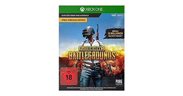 Microsoft playerunknowns battlegrounds, Xbox One vídeo - Juego ...
