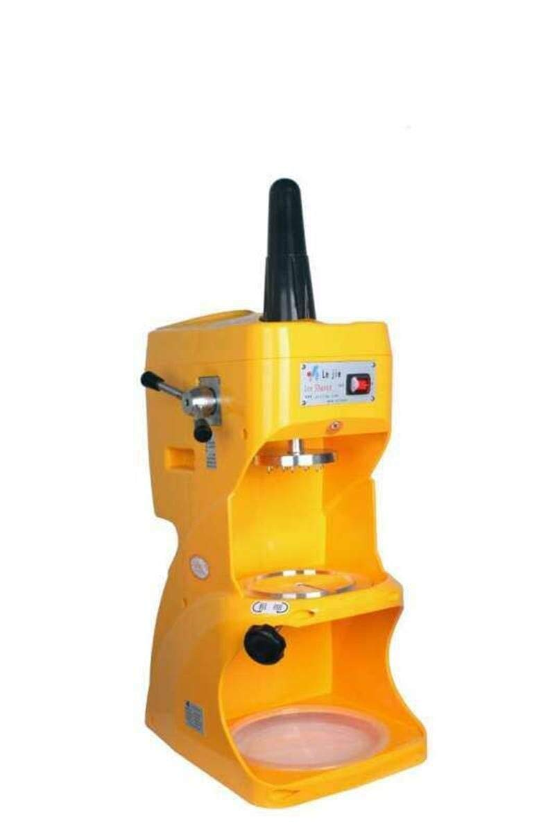 automatic industrial commercial ice crusher ice crusher flake ice shaver maker shaving