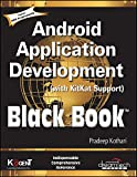 Android Application Development (With Kitkat Support), Black Book