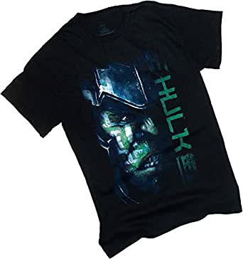 Thor: Ragnarok -- Hulk Shadow Profile Adult T-Shirt, Small
