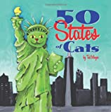 50 States of Cats, Ted Meyer, 1499116675