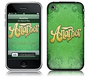 Zing Revolution MS-ANAR20001 iPhone 2G-3G-3GS- Anarbor- The Natural Way Skin