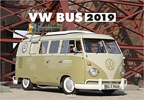 Vw Bus 2019 9783958436862 Amazon Com Books