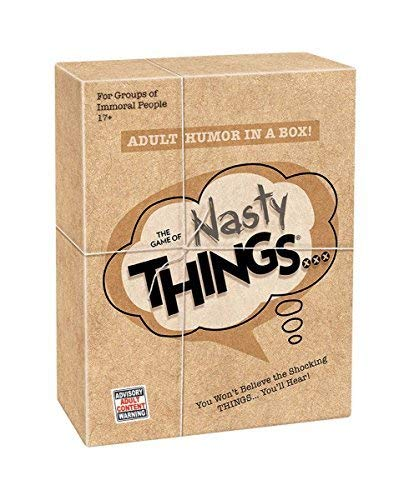 The Game of Nasty THINGS, 2018 Educational Toy - Of The Things Game