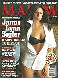 JAMIE LYNN SIGLER MAXIM MAGAZINE MAY 2006!
