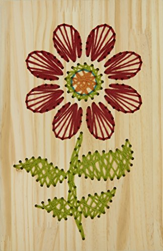 Dimensions Crafts 72-74211 Yarn Art Flower by Dimensions Crafts