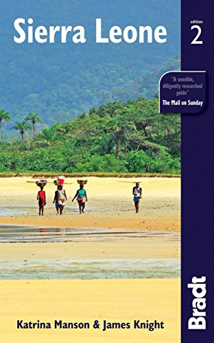 Sierra Leone, 2nd (Bradt Travel Guide)