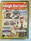 Grown-Ups/Paul Blart: Mall Cop/Zookeeper - The Laugh Out Loud 3-Movie Collection (Dvd & Digital Copy)
