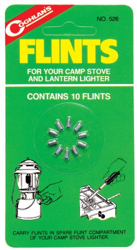 Price comparison product image Coghlan's Flints,  10-pack