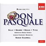 Donizetti: Don Pasquale (Gesamtaufnahme) (Aufnahme 1978)