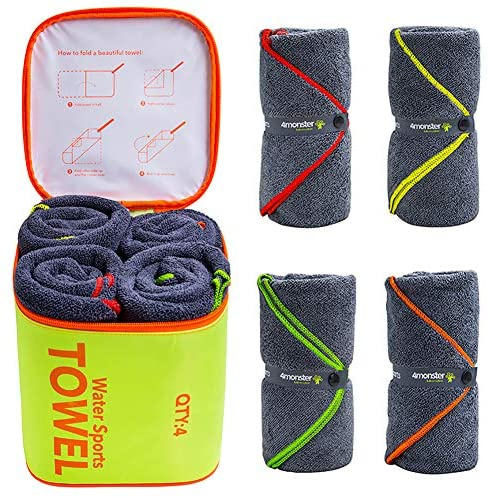 4monster Microfiber Swimming Accessory Absorbent product image