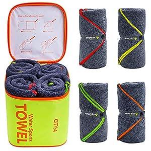 4Monster=4-Pack-Microfiber-Bath-Towel