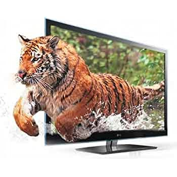 LG Infinia 65LW6500 65-Inch Cinema 3D 1080p 120 Hz LED-LCD HDTV with Smart TV and Four Pairs of 3D Glasses (2011 Model)