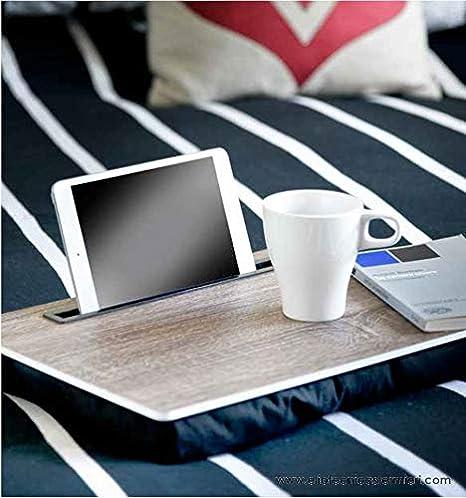 Pusher - Soporte para Tablet y Ordenador portátil con cojín ...