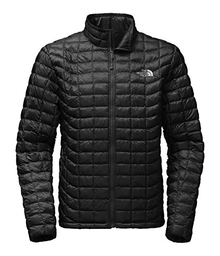 The North Face Thermoball Full Zip Jacket - Men's TNF Black X-Large