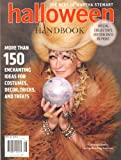 Halloween Handbook (The Best of Martha Stewart,2012)