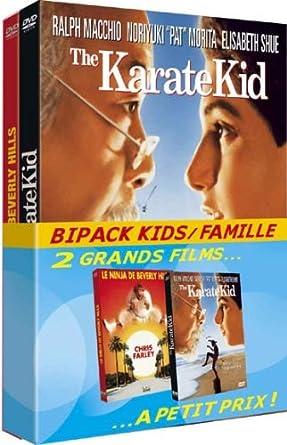 Karaté Kid + Le ninja de Beverly Hills Francia DVD: Amazon ...