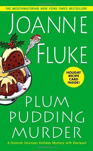 Plum Pudding Murder (Hannah Swensen)