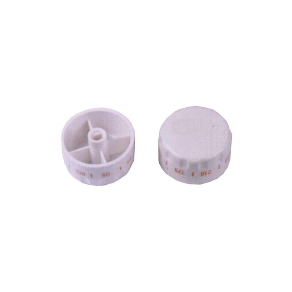 Mando termostato Horno Teka Blanco diametro Eje 6 mm HE490 ...